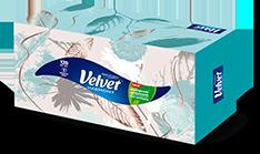 Chusteczki w kartoniku Velvet