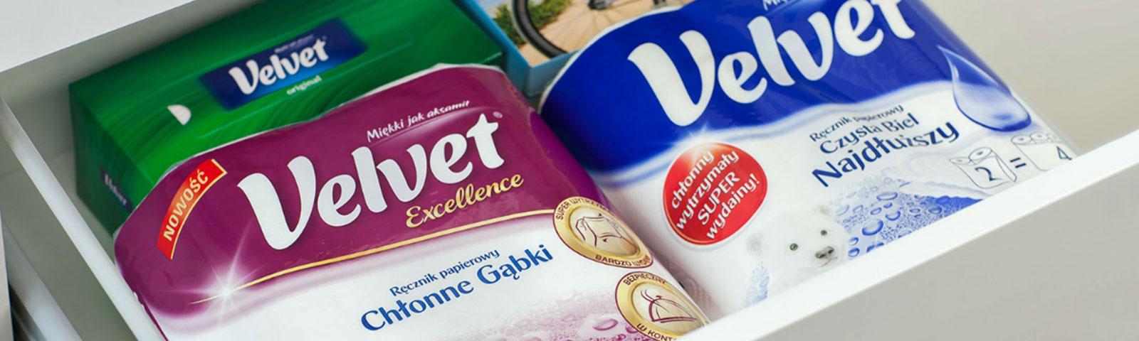 Superbrands 2015/2016 dla marki Velvet