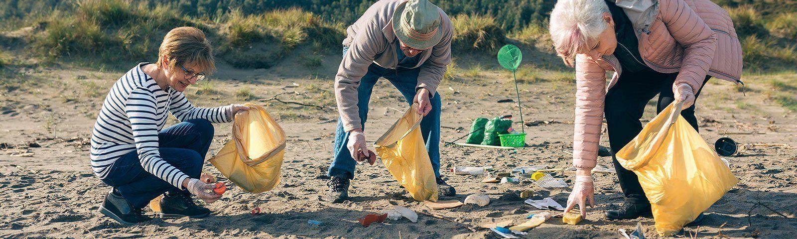"""""""Dzień Bez Śmieci"""" — czy naszą planetę da się uratować?"""