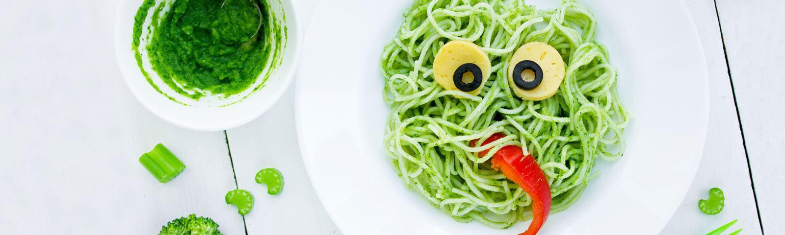 Pesto brokułowe