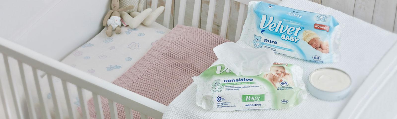 Prawidłowa pielęgnacja skóry niemowląt
