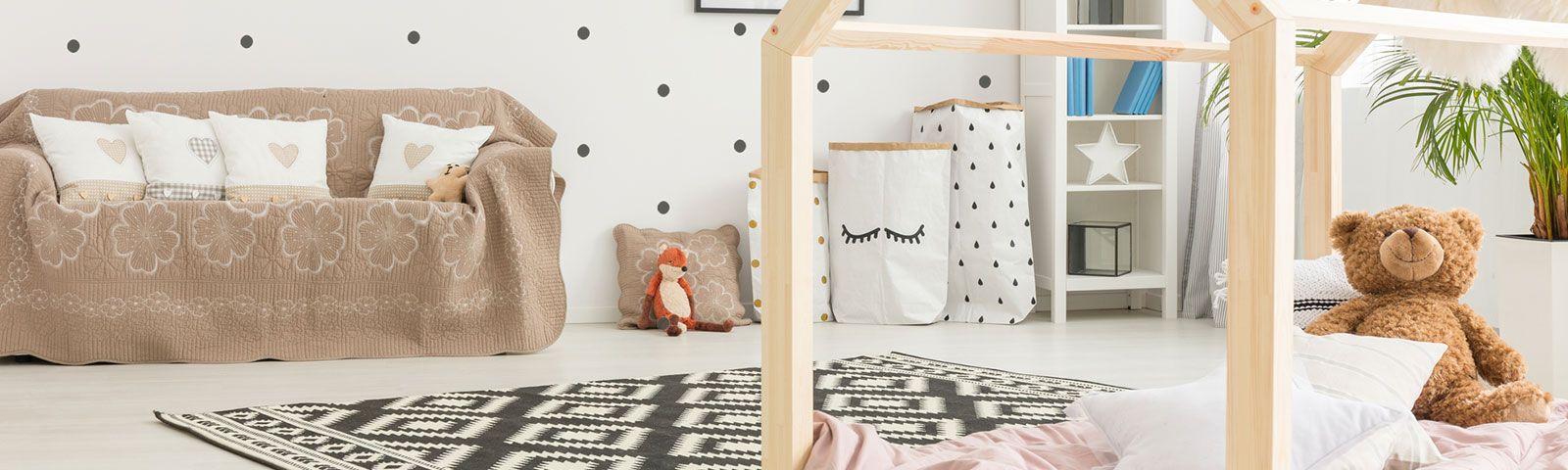 Urządźcie pokój dziecka tak… by zachęcić je do sprzątania