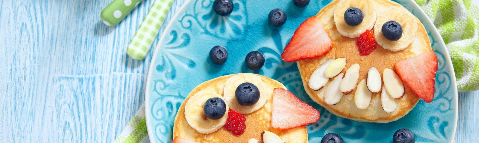 PUSZYSTE PANCAKES – śniadanie na słodko